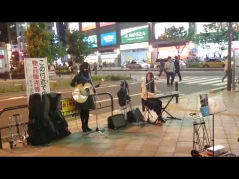Akihabara Station Street Performers,Japan