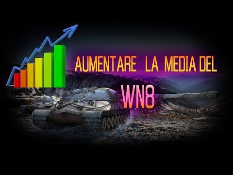World Of Tanks Aumentare la media del /WN8 ►►ITA