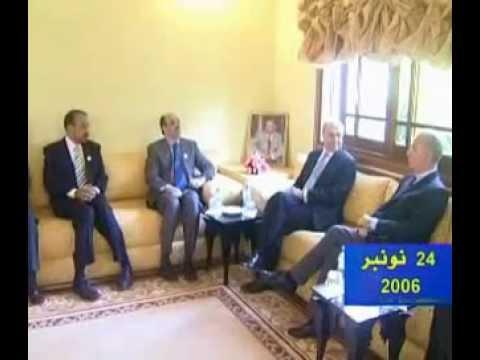 Danish Secretary General of Foreign Affairs visit to CORCAS - Western Sahara Territory Autonomy