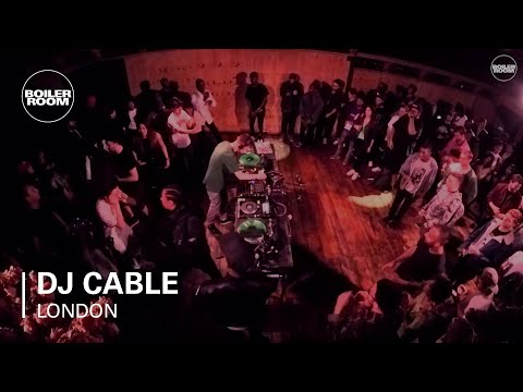DJ Cable Boiler Room x GoPro DJ Set