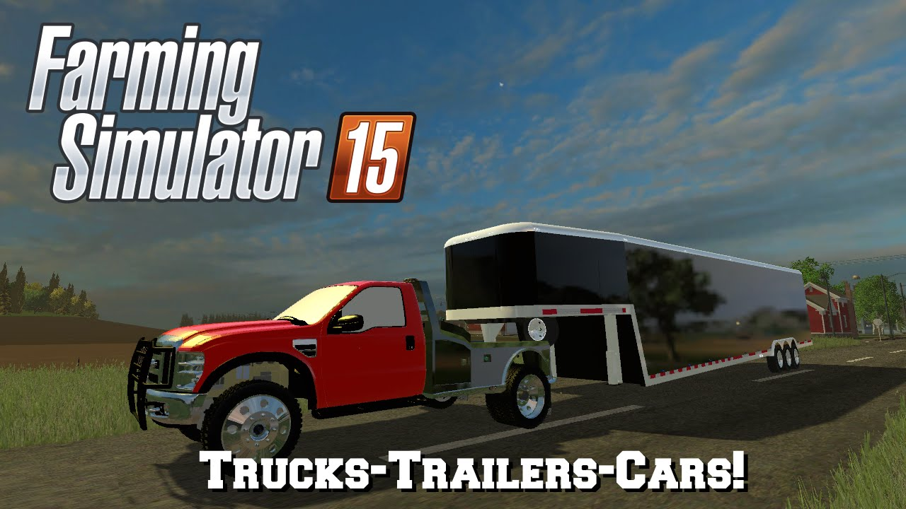 pickup truck farming simulator  pickup truck mods