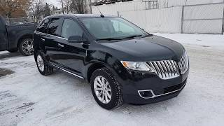 2014 Lincoln MKX | Waterloo Ford Lincoln