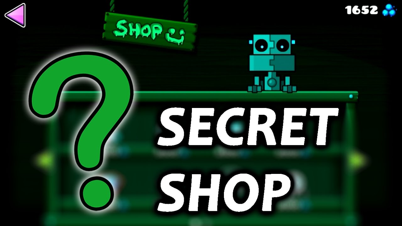 how to get to the rope shop in geometry dash