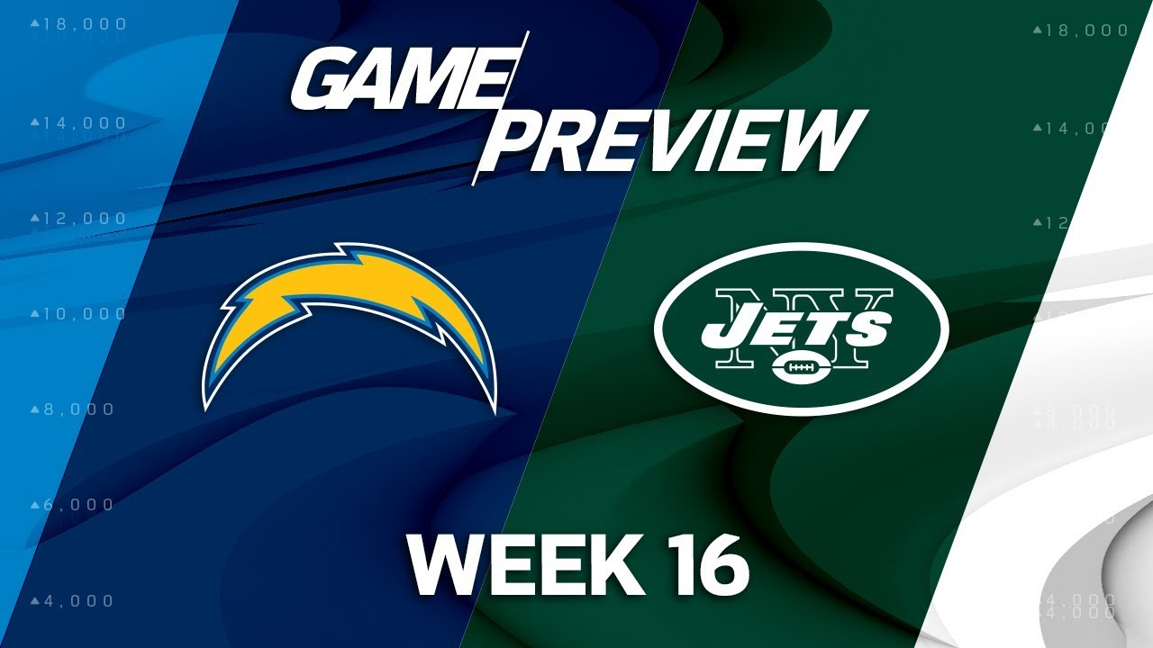 Image result for LA Chargers vs. NY Jets