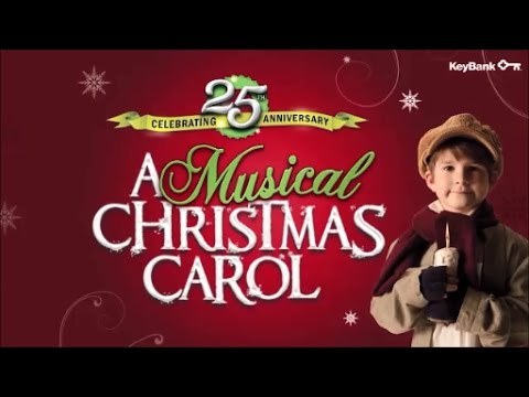 A Musical Christmas Carol 2016: Meet the Students!