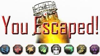 ESCAPING BO1 ASCENSION! (Easter Egg Ending Mod)