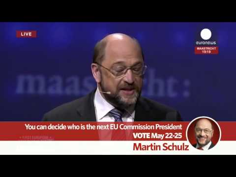 Martin Schulz on Social Justice