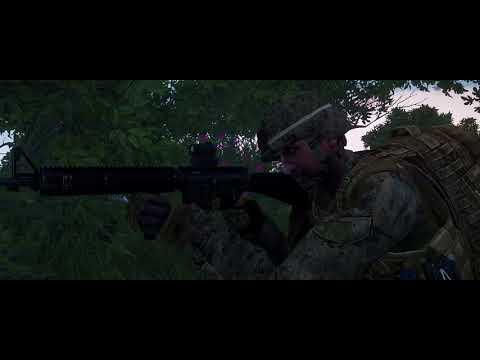 Blind Eye cinematic