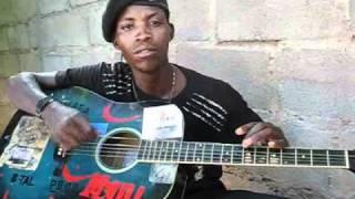 "Botswana Music Guitar - KB - ""Moloi""."