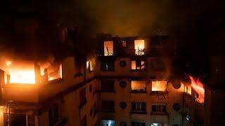 Parigi: incendio doloso causa 10 morti e decine di feriti thumbnail