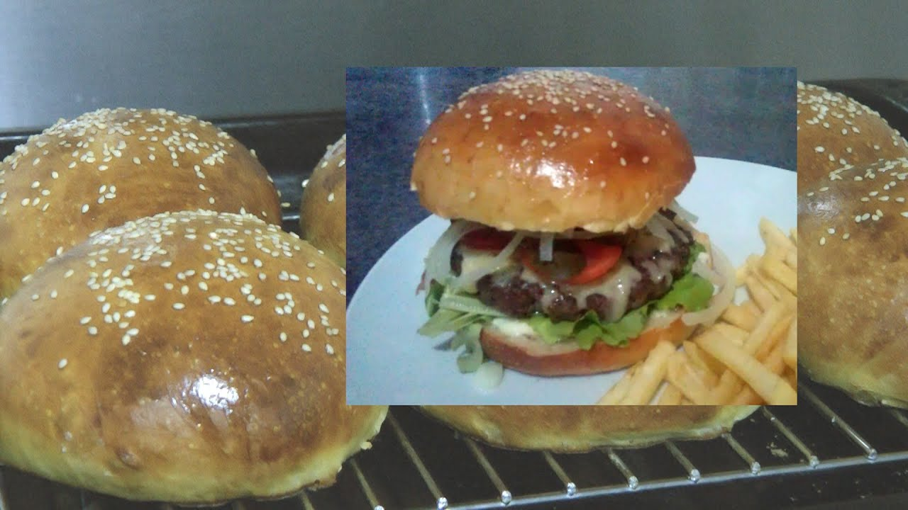 burger recipes the ultimate hamburger bun recipe burger buns recipe burger bun recipe. Black Bedroom Furniture Sets. Home Design Ideas