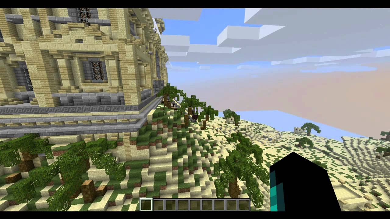 minecraft palast download