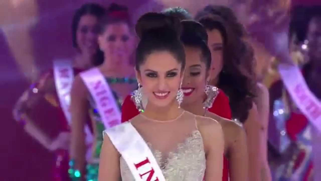 How Miss World looks like in different years