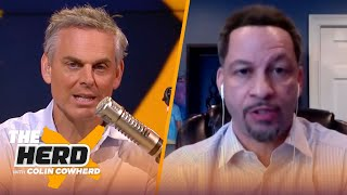 Chris Broussard shares his thoughts on protests following the death of George Floyd | THE HERD