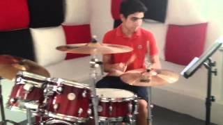 7th Band - Dooset Daram Persian Drum Cover