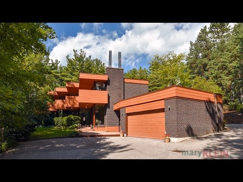 Caledon 4-Bedroom Contemporary Home For Sale w/ Indoor Pool on 2+ Acres
