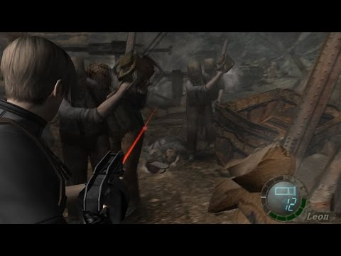 Resident evil 4 - Welcome to hell parte 1