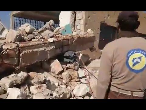 -وسادة هوائية-.. اختراع سوري لإنقاذ ومساعدة المدنيين  - نشر قبل 2 ساعة