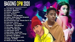 Top 100 Pinoy Rap OPM Ibig Kanta 2020 Playlist - Matthaios, Flow G, Soulstice, Nik Makino