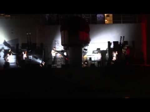 XX Scharnhorst by Orlando Gough - Thames Festival 2012