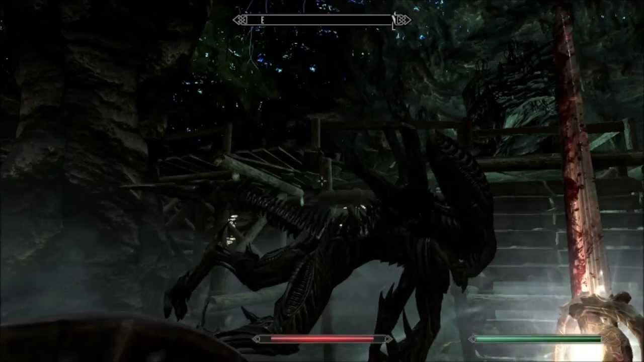 werewolf vs alien