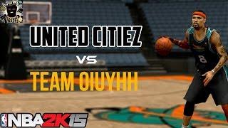 (ps3) nba 2k15 crew mode: united citiez vs team oiuyhh (oct 7 2014)