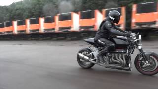 EISENBERG V8 Motorbike