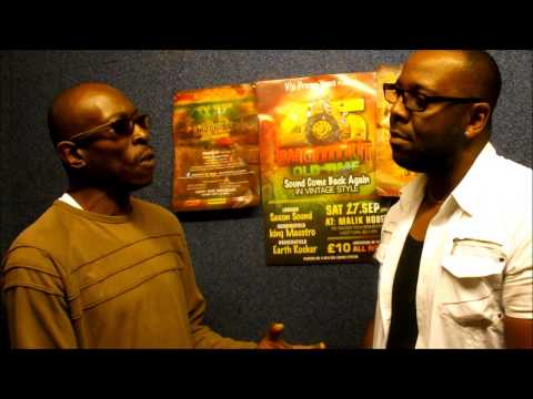 Interview with Leeds Reggae Concert Ent. Manager