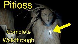 Final Fantasy XV: All Pitioss Treasures (Complete Walkthrough)