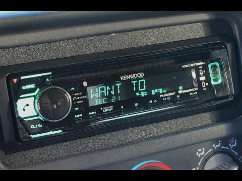 How To Install Aftermarket Car Stereo - Suburban - 1995 - 20