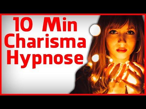 10 Minuten Hypnose für mehr Charisma und Ausstrahlung