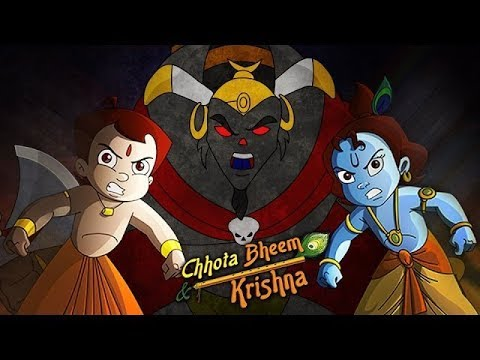 Chhota Bheem & Krishna V/S Kirmada