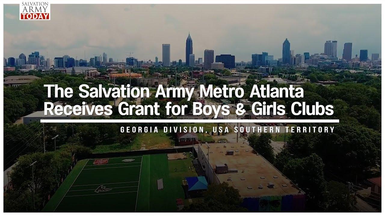 Salvation army atlanta area