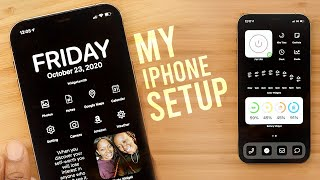 What's on My iPhone 12 Pro - Homescreen Setup & Favorite Apps!