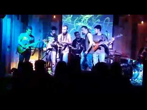 La Cumbancha Volante - Sin saber nada (Vivo) [08/10/2017]