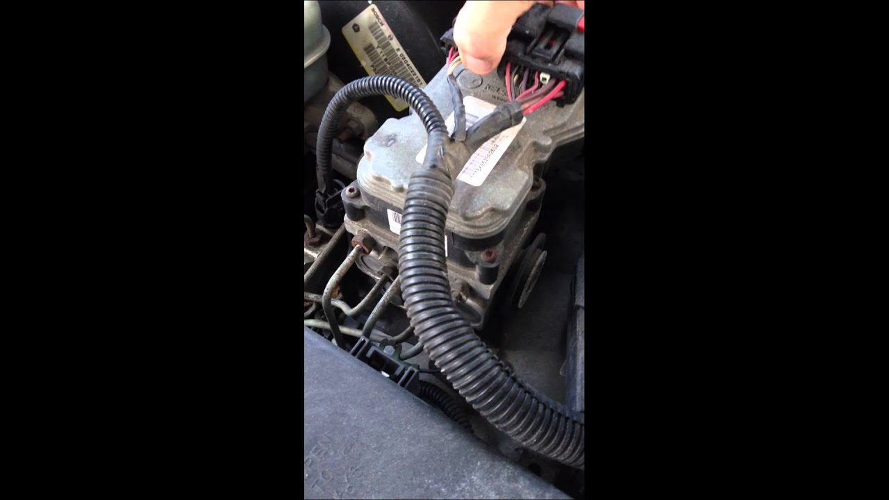 2000 Durango Bad Abs Module Youtube 99 Dodge Wiring Diagram