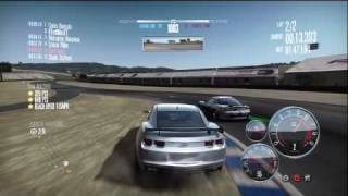 Need for Speed: Shift Camaro SS Race(X360)(720P HD)