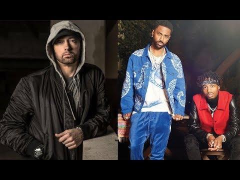 Eminem Drops Album Tracklist and sets release date to Dec 15. Big Sean x Metroboomin Project Thurs