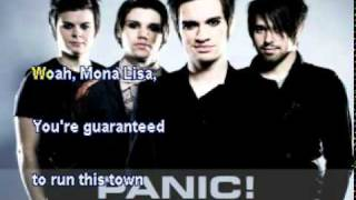 The Ballad Of Mona Lisa (Karaoke).mpg