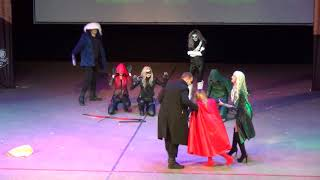 Команда Sairento kage  - (DC Comics, сериалы: Флэш, Стрела, Супергерл)