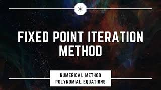Download PART 2 FIXED POINT ITERATION IDENTIFYING ITERATIVE FUNCTIONS
