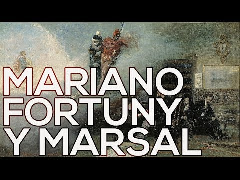 Mariano Fortuny y Marsal: A collection of 32 paintings (HD)