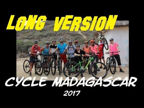 Cycle Madagascar 2017 - long Version