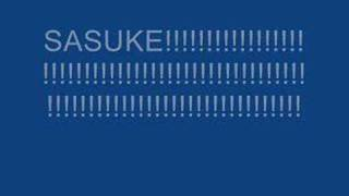 Sasuke the emo boy bedwetter!!!!!
