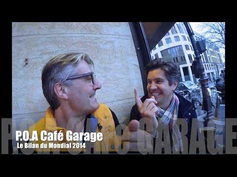 Bilan du Mondial 2014 - Café Garage octobre 2014