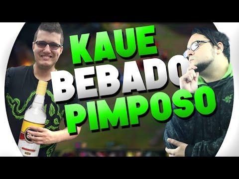 DUO DE PESO - KAUE BEBADO PIMPOSO