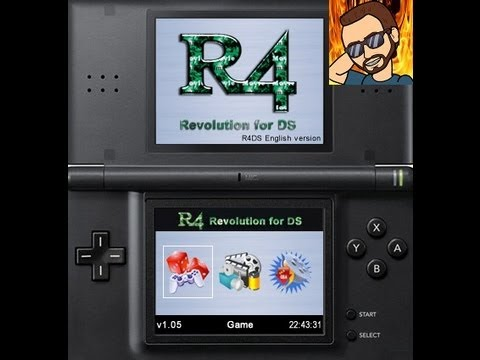 How to play downloaded DS games on your DS, DSI, or 3DS (with voice) [1080p HD]