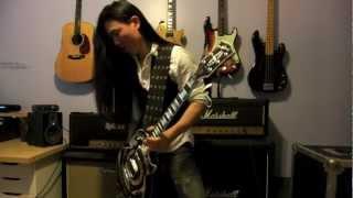 Ozzy Osbourne(Zakk Wylde) - Demon Alcohol cover by Yuj S