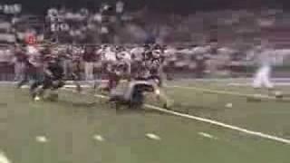 2007 Greenwood Bulldogs vs Beebe Highlights