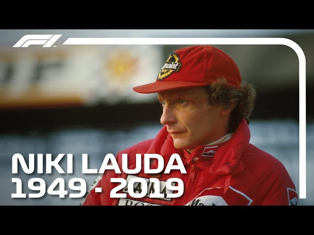 Niki Lauda - His Remarkable Career Story
